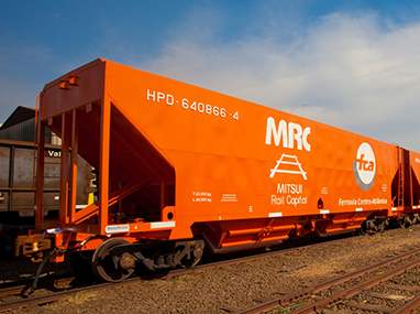 Rail Freight Vehicle Leasing|OUR SERVICES|JA MITSUI